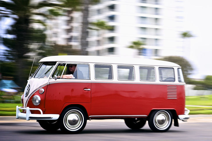 VW T1 Bus