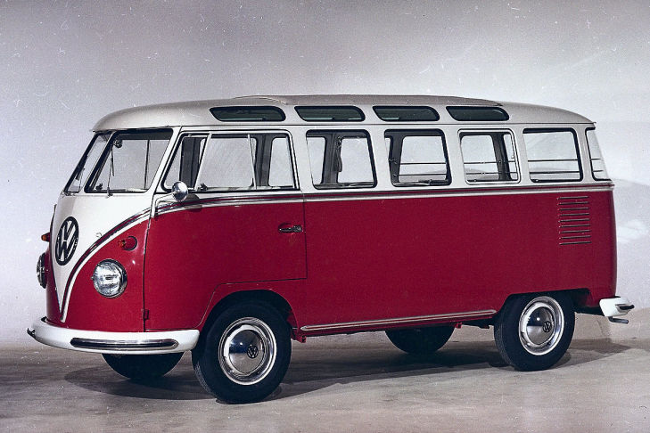 VW T1 Samba-Bus