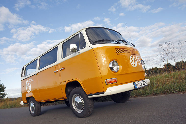 VW T2 Bus