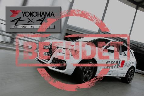 Yokohama 4x4 Award