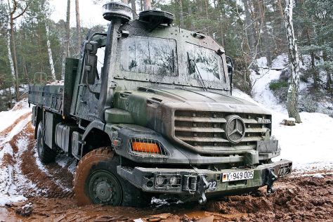 GTF Zetros 5 t