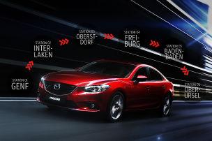 Erleben Sie den neuen Mazda6