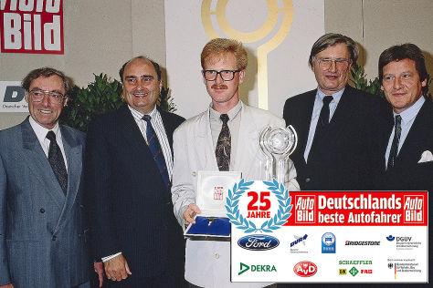 Deutschlands bester Autofahrer 2013
