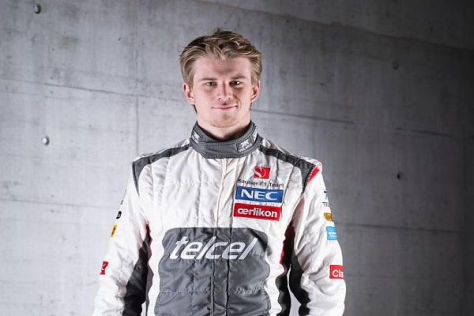 Nico Hülkenberg bestreitet 2013 seine dritte Formel-1-Saison