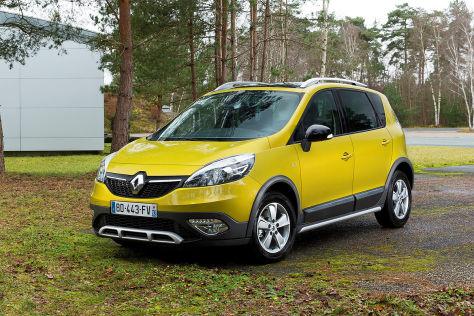 Autosalon Genf 2013: Renault Scénic XMOD