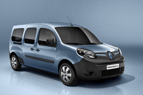Renault Kangoo Maxi ZE