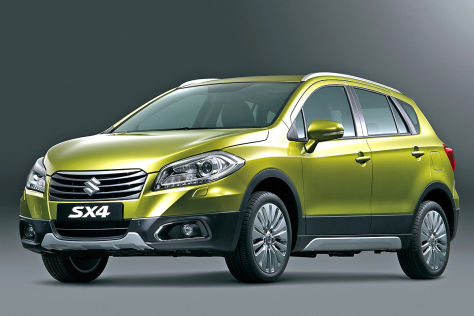Suzuki Crossover (2013)