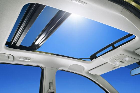Mini Cooper Glass Sunroof