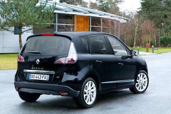 Kompaktvan mit neuem Markengesicht