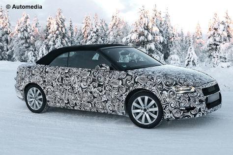 Audi streckt die A3-Familie