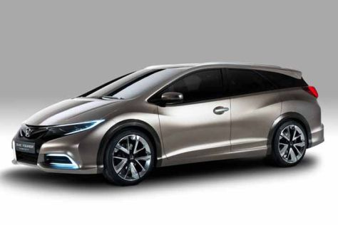 Honda Civic Wagon Studie (2012)