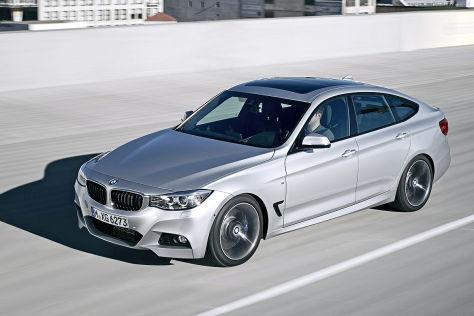BMW 3er GT: Autosalon Genf 2013