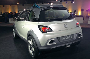 opel adam rocks. Black Bedroom Furniture Sets. Home Design Ideas