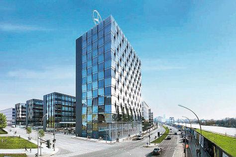 Daimler-Vertriebszentrale in Berlin
