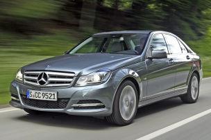 Bei Mercedes funkelt's