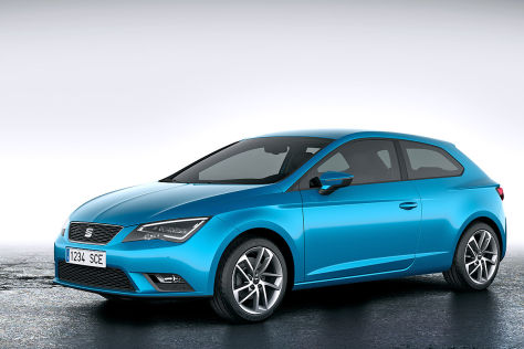 Seat Leon SC 