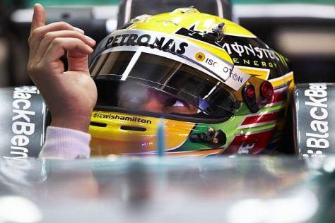 Lewis Hamilton hat klare Vorstellungen, um Mercedes voranzubringen