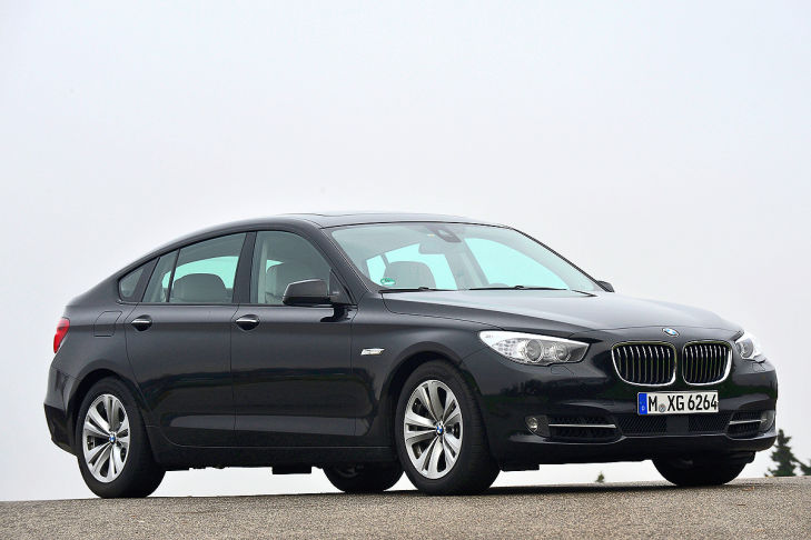 BMW 5er GT