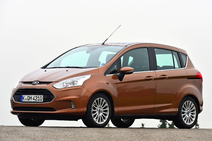 Ford B-Max
