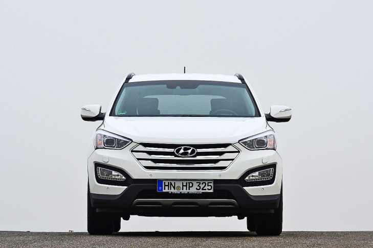 Hyundai Santa Fe