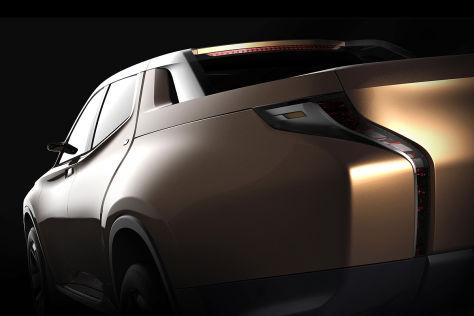 Konzeptstudie Mitsubishi GR-HEV Genf 2013