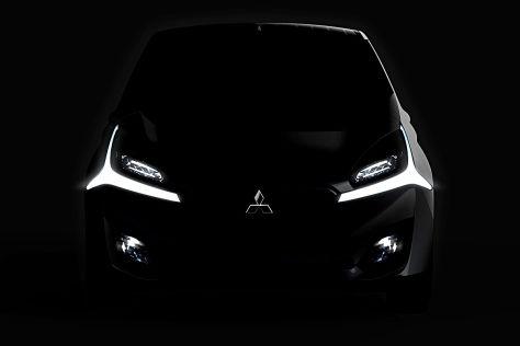 Mitsubishi Konzeptstudie CA-MiEV