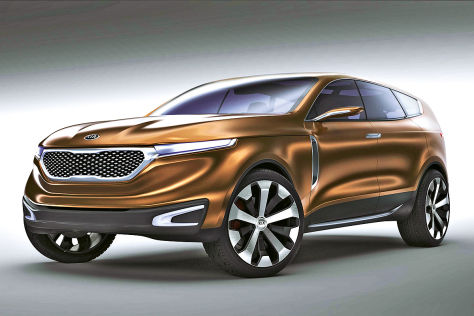 Kia Studie Cross GT