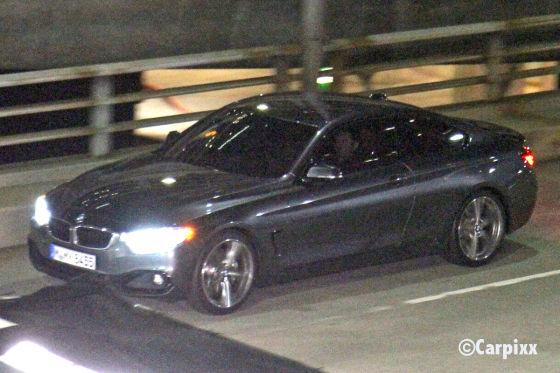 BMW 4er ungetarnt