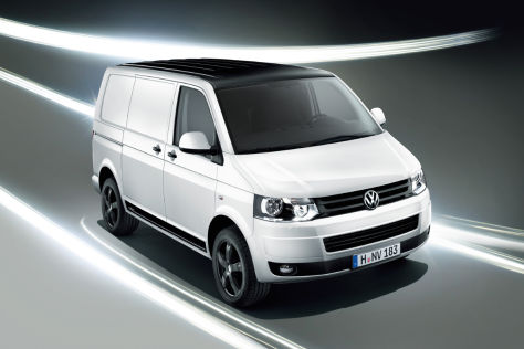 VW T5 Sondermodell Edition