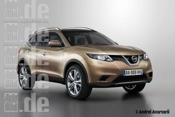Santa Fe Suv >> Honda Urban SUV Concept/Nissan X-Trail: Neue SUV aus Japan ...