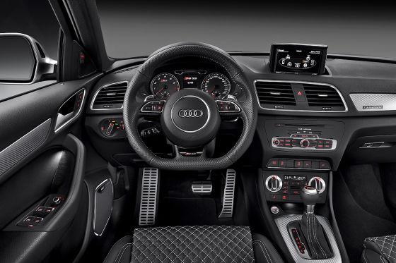 Audi RS Q3 Cockpit