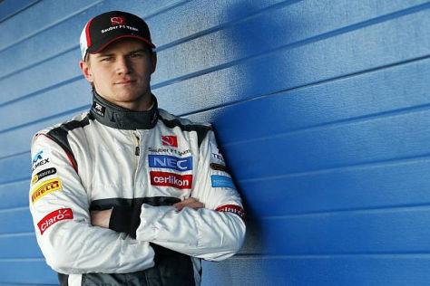 Nico Hülkenberg geht mit dem dritten Team in seine dritte Formel-1-Saison