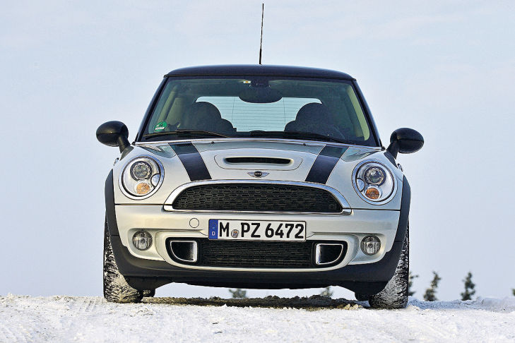Mini Cooper SD