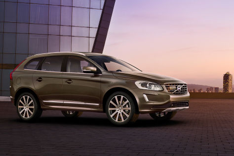 Volvo XC60 Facelift: Genf 2013
