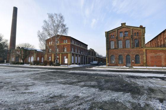 Meilenwerk Berlin auf Insel Eiswerder