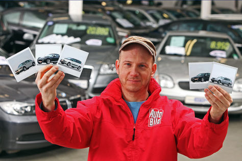 AUTO BILD-Redakteur Lars Busemann