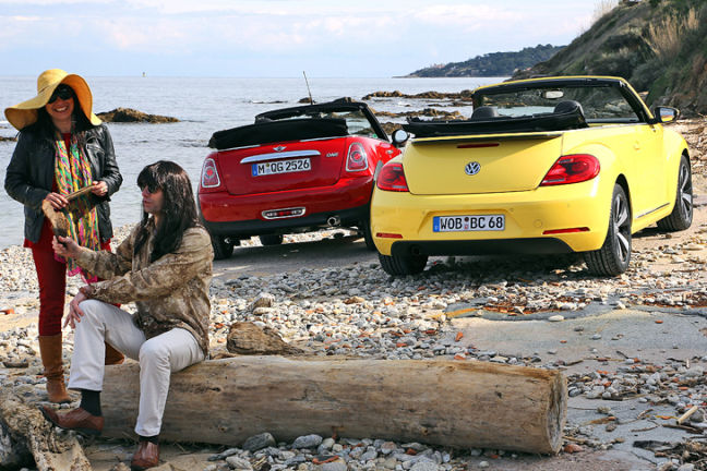 Video: Beetle Cabrio und Mini Cabrio