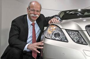 Dämpfer für Daimler-Boss
