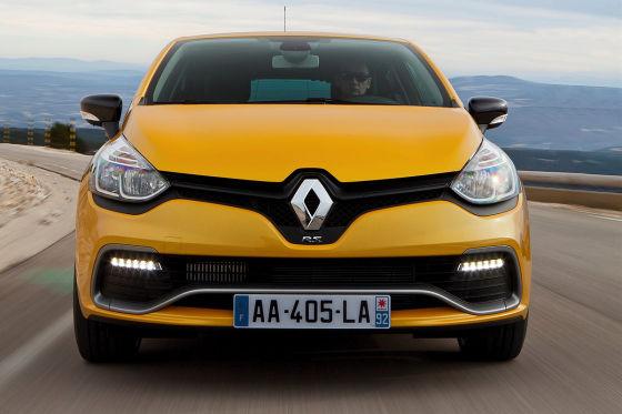Renault Clio RS: Fahrbericht