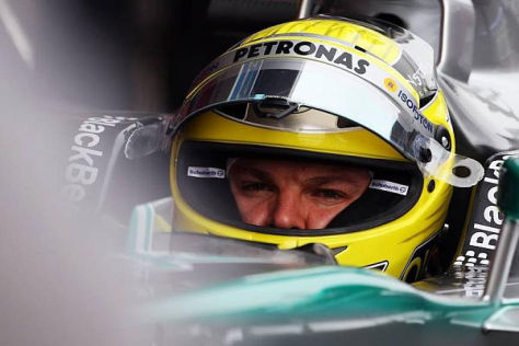F&uuml;r Rosberg waren die Personalwechsel bei Mercedes unumg&auml;nglich