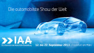 IAA 2013: Plakat