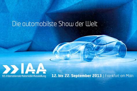 IAA Plakat 2013