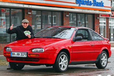 Nissan 100 NX Targa