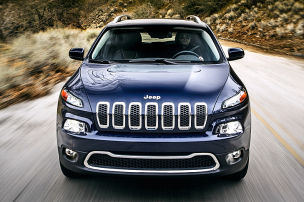 Jeep Cherokee: New York Auto Show 2013