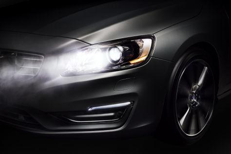 Volvo-Fernlichtassistent