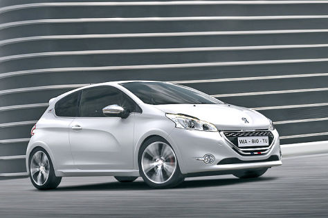 Peugeot 208 GTi