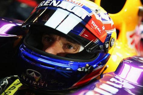 Mark Webber hat im Herbst seiner Karriere den Biss nicht verloren