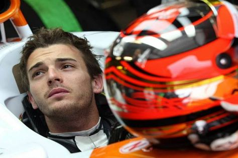 Traum geplatzt: Jules Bianchi steigt nicht zum Stammfahrer bei Force India auf
