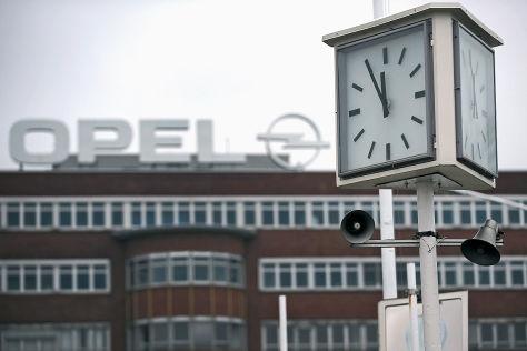Opel: Sanierungsplan 2013