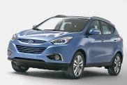 Hyundai ix35 Facelift: Autosalon Genf 2013 Frühlingsgefühle in Korea